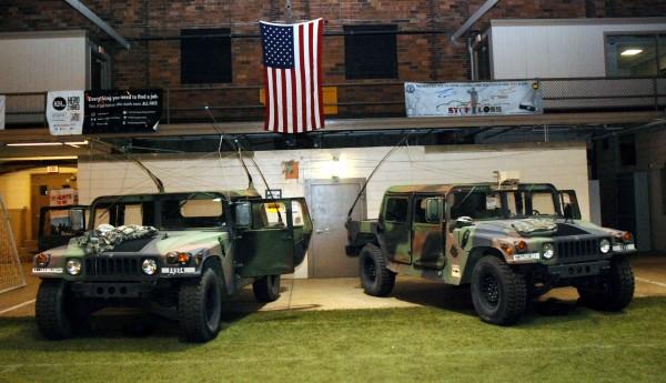 Westfield Armory
